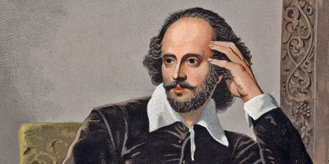 Turns Out Shakespeare Was a Bisexual Stoner