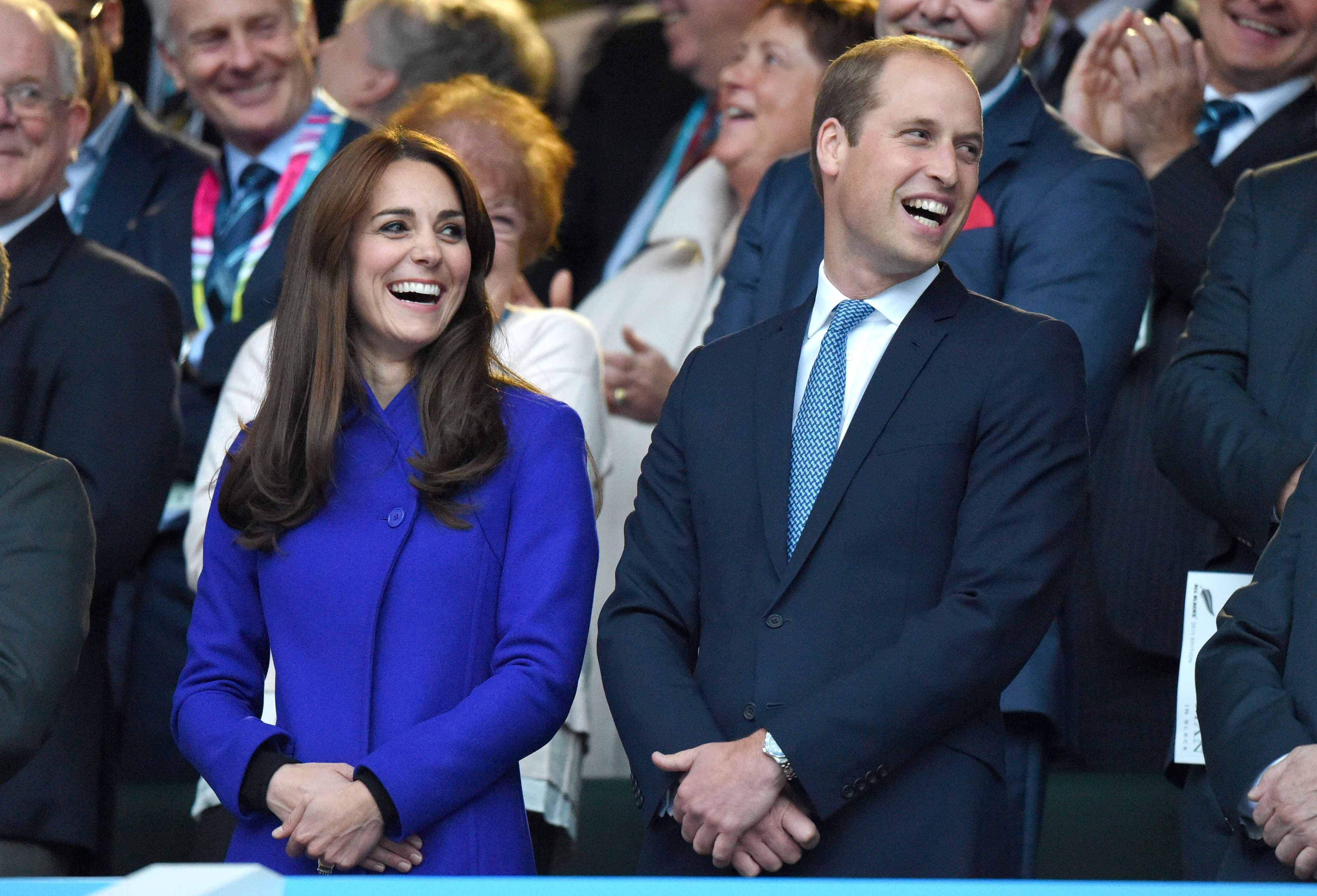 Here's Why Prince William and Kate Middleton Basically Never Hold Hands in Public