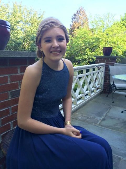 This Group of Teens Is Honoring Their Late Friend by Sharing Her Prom Dress