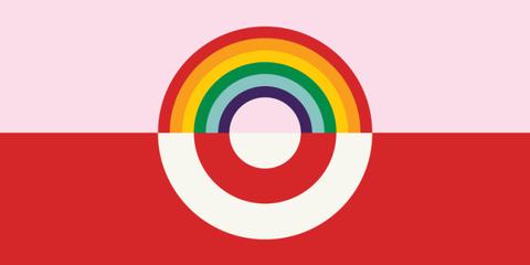 Colorfulness, Circle, Graphics, Rainbow,