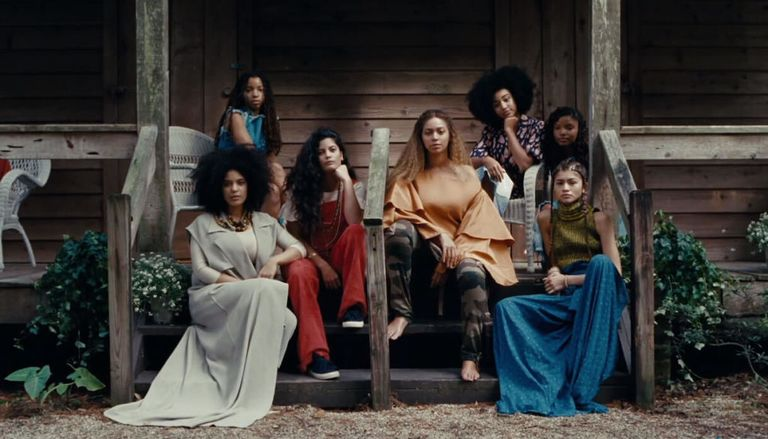 beyonce s lemonade is about black sisterhood essay hbo