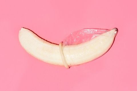 Lip, Fruit, Produce, Natural foods, Pink, Food, Whole food, Peach, Banana family, Tooth,