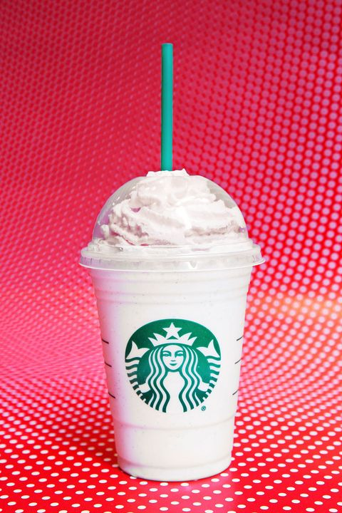 Starbucks Birthday Cake Frappuccino Back On Menu For Summer 2016