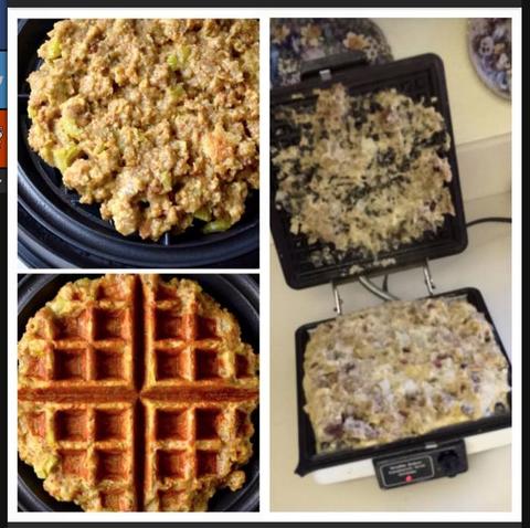 Food, Cuisine, Dish, Recipe, Ingredient, Meal, Belgian waffle, Breakfast, Baked goods, Comfort food,