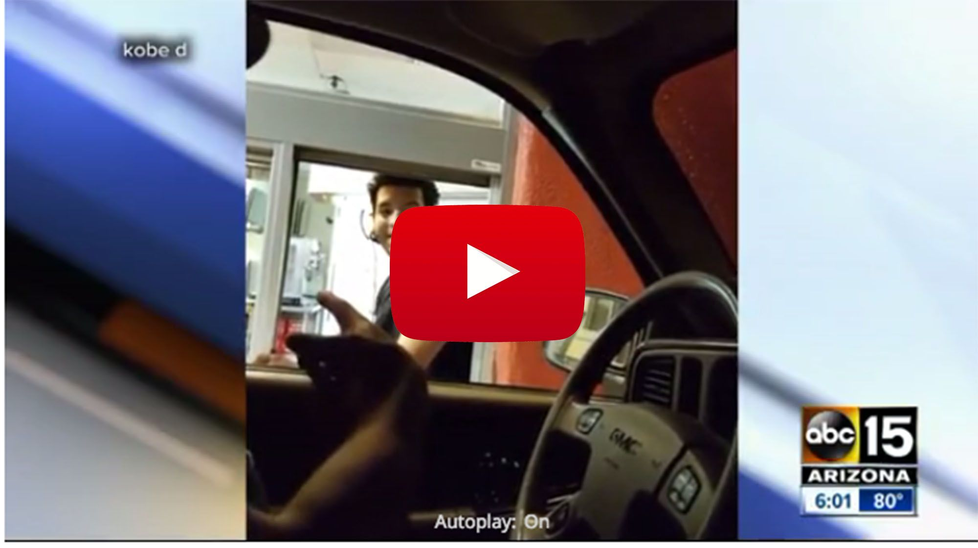 Viral Video Shows Fast Food Manager Epically Freaking Out on Customer