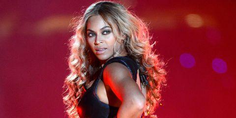 Beyonce at 2013 Super Bowl