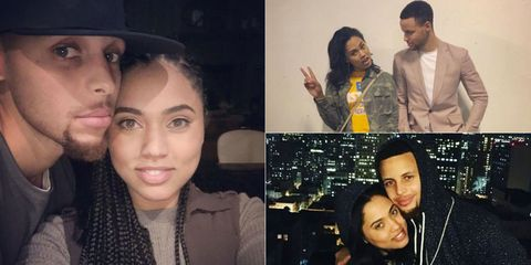 6ee6fbfde8d4 Ayesha Curry Talks Marriage to NBA Superstar Steph
