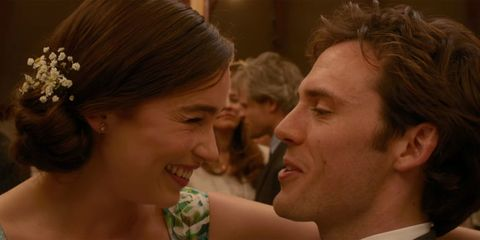 The New Me Before You Trailer Will Leave You Grinning From Ear to Ear