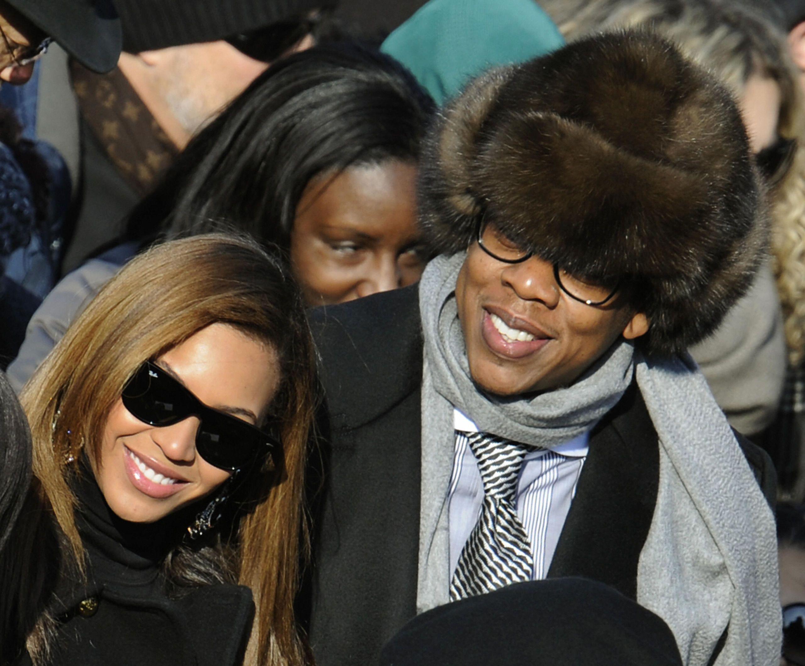 Beyonce and jay z hookup timeline