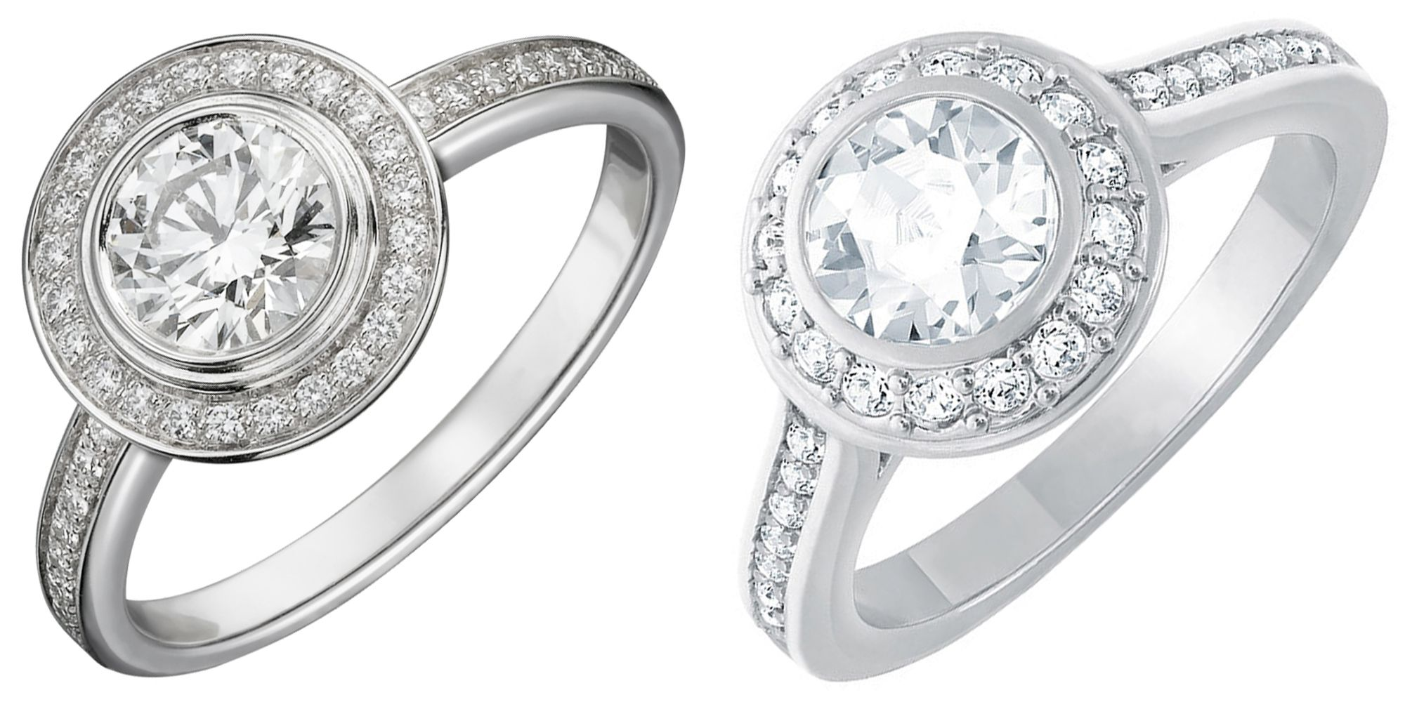 Quiz: Can You Tell The Difference Between A Cheap Engagement Ring And An  Expensive Engagement Ring?