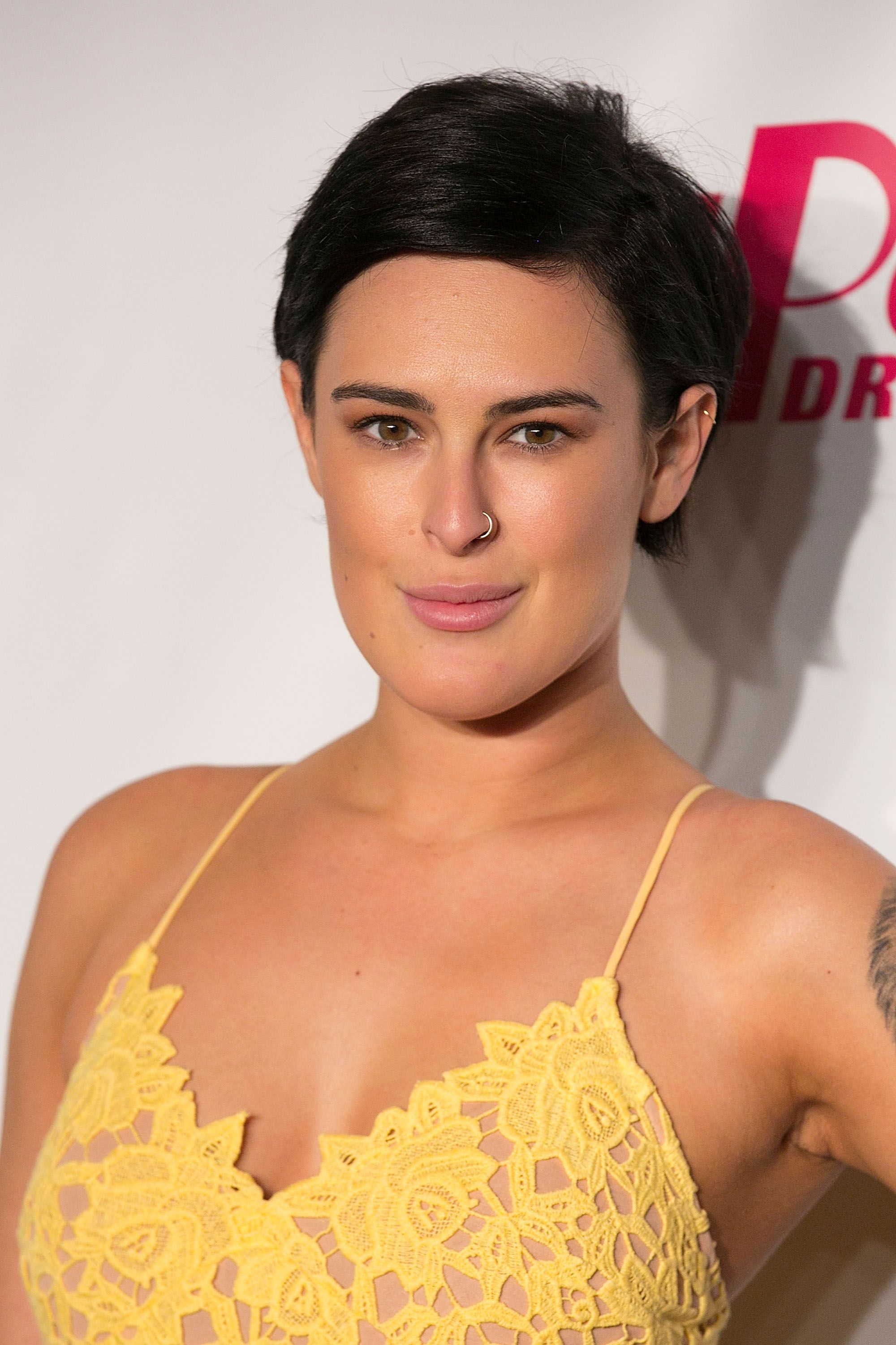 "[UPDATED] Rumer Willis Slams Vanity Fair for Photoshopping Her Chin: ""It's a Form of Bullying"""