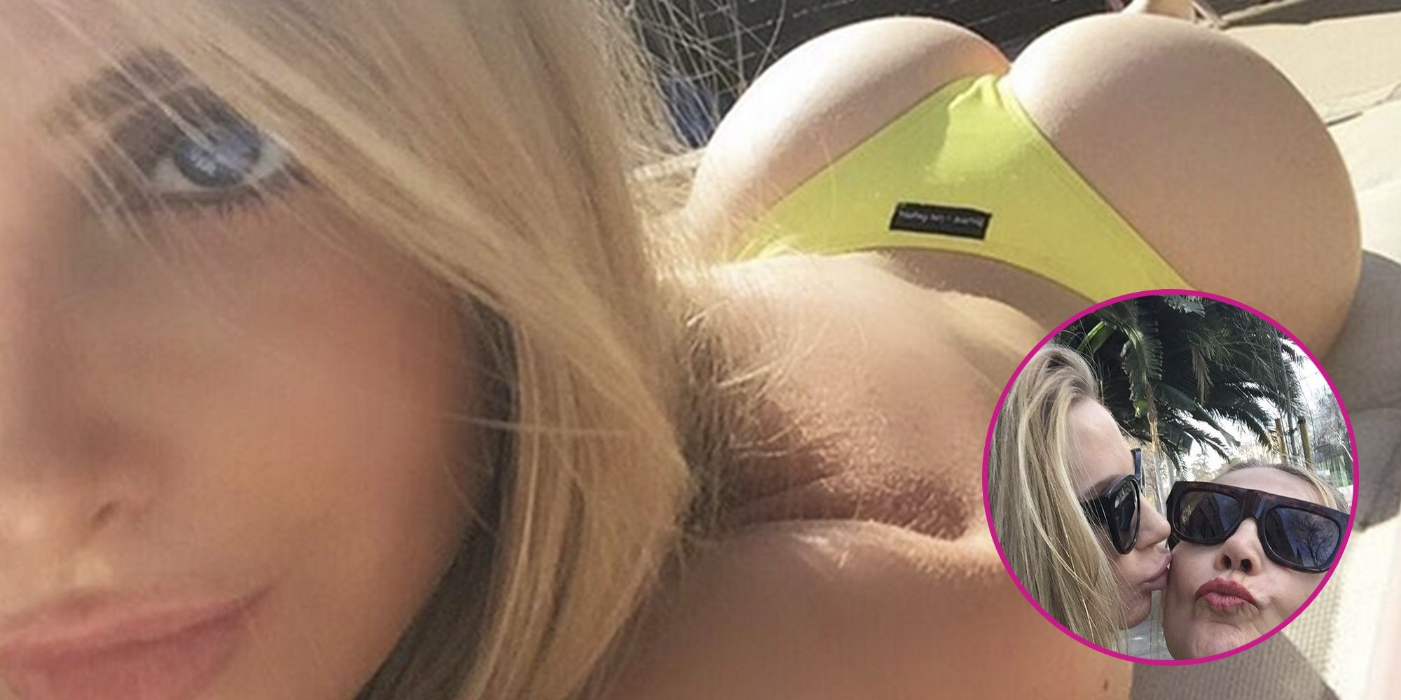 Amanda Elise Lee Naked olinda fields discusses her instagram famous daughter's sexy