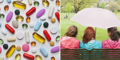 16 Things Only Girls On Antidepressants Will Understand