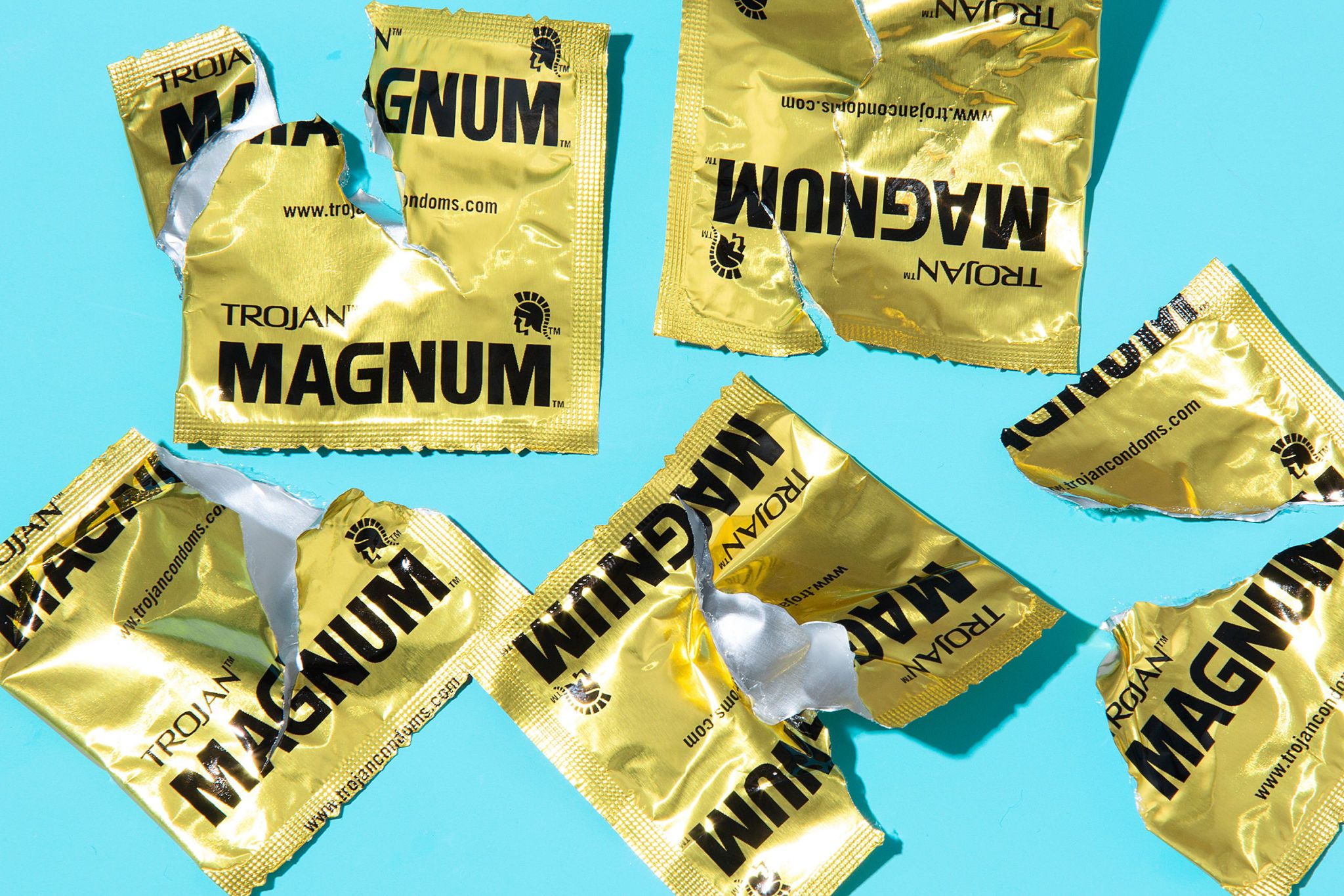 Condoms girth dick size