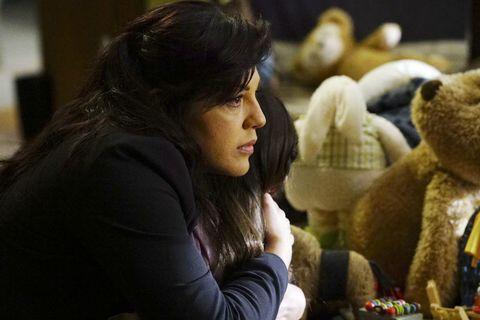 Stuffed toy, Plush, Toy, Black hair, Long hair, Teddy bear, Sweater, Collection,