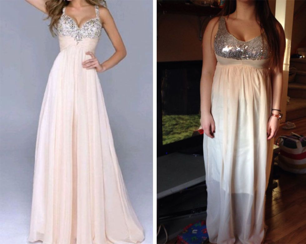 Buying Prom Dresses