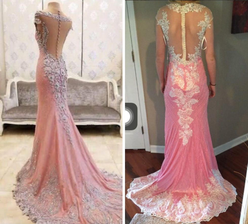 China prom dress scams - Prom dress style