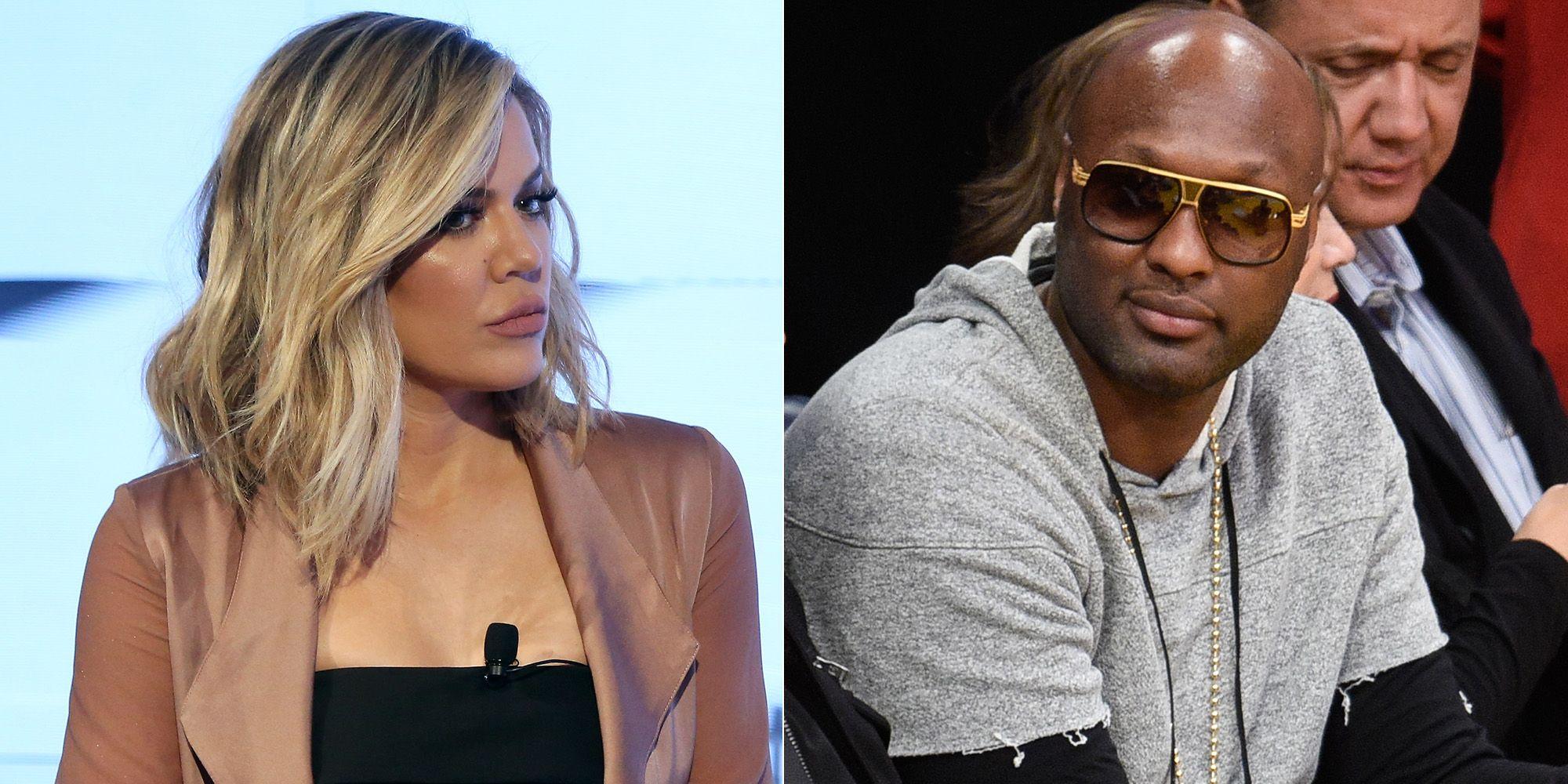 Overwhelmed Khloé Kardashian Struggling to Make Medical Decisions on Lamar Odoms Behalf advise