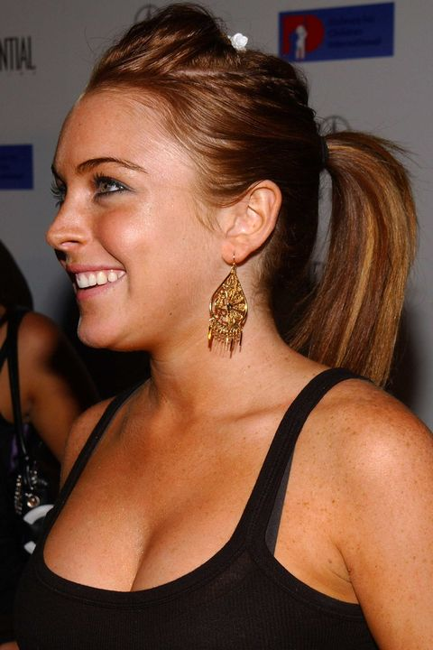 throwback hairstyles from the early 2000s � nostalgic