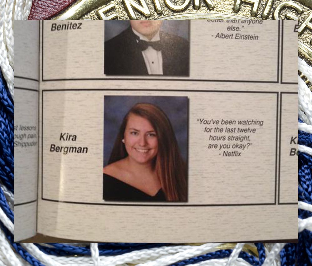 Senior Yearbook Quotes 38 Hilarious Yearbook Quotes That Will Make You Lol Forever