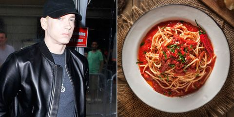 Eminem Just Released An Official Moms Spaghetti T Shirt