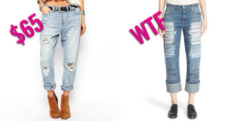 Wondrous Quiz Can You Guess How Much These Trendy Designer Jeans Cost Interior Design Ideas Clesiryabchikinfo