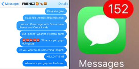 12 Struggles of Being In A Group Chat