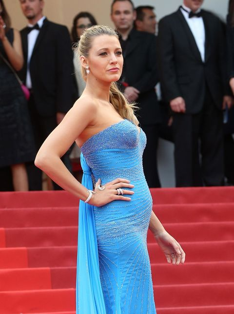 This Stunning Dress Is Proof That Blake Lively Is In Love With Her Baby Bump
