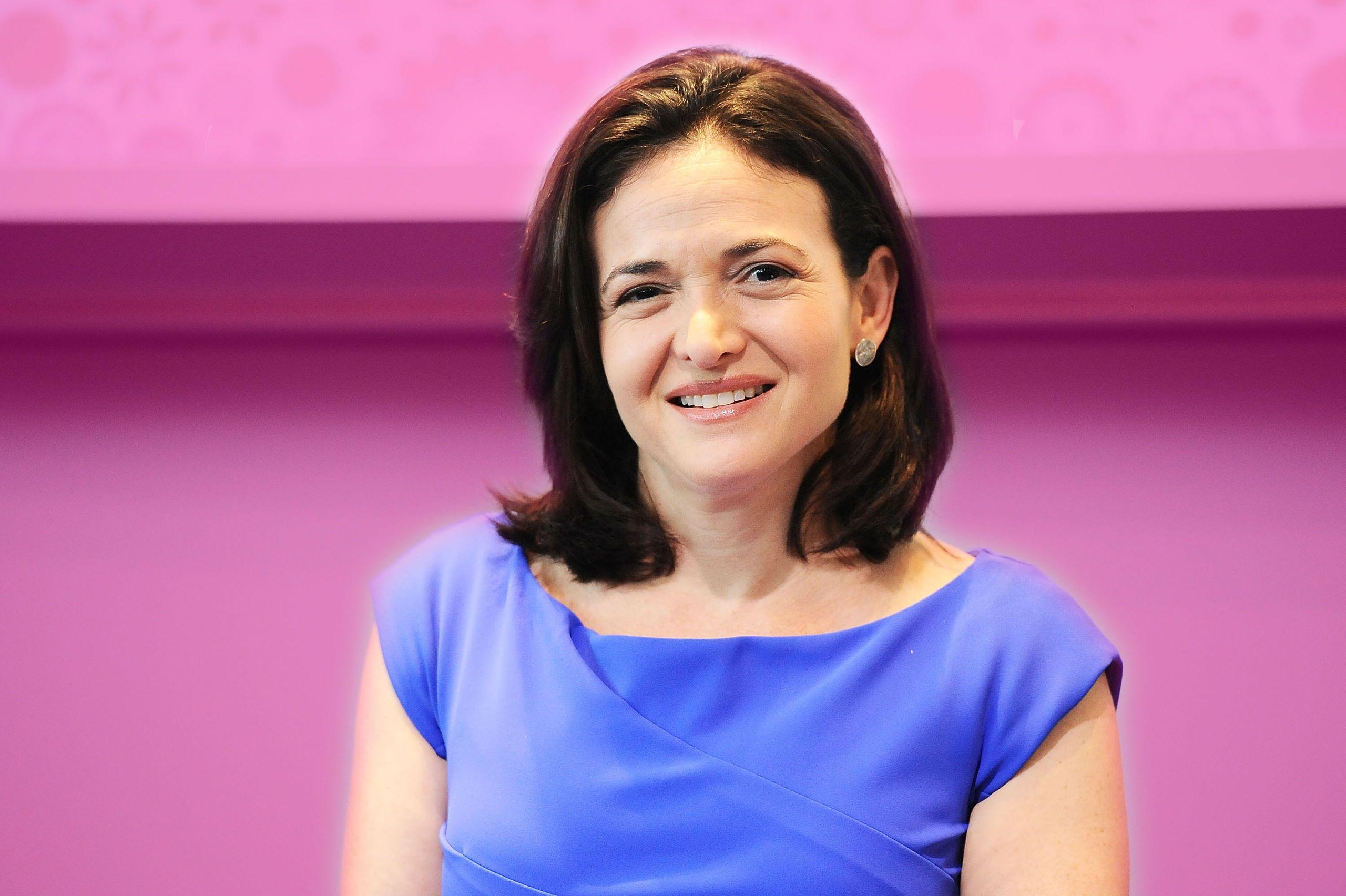 Sheryl Sandberg Gives an Emotional Speech About Her Husband's Death at Berkeley Graduation