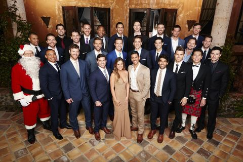 Social group, Suit, Santa claus, Coat, Community, Formal wear, Holiday, Suit trousers, Team, Blazer,