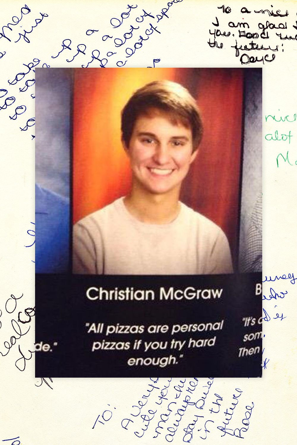 Hilarious Yearbook Quotes 40 Best Funny Viral Yearbook Photos