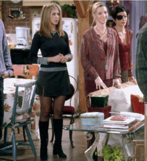 0b38622e9374 Rachel Green Friends Fashion - Rachel Green s Best Outfits on Friends