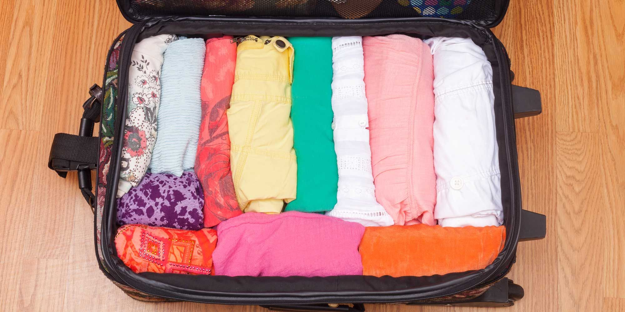photo This Womans Folding Method Will Forever Change the Way You Pack a Bag