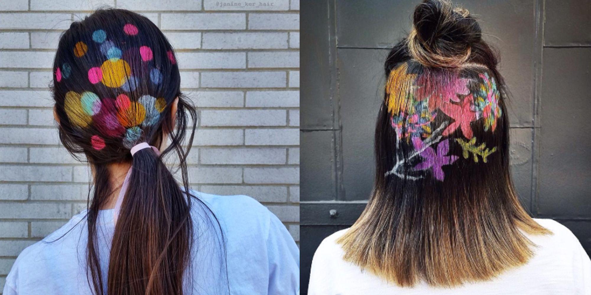Art color hair - Art Color Hair 6