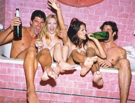 Homofil lavendel Lounge mannlig porno