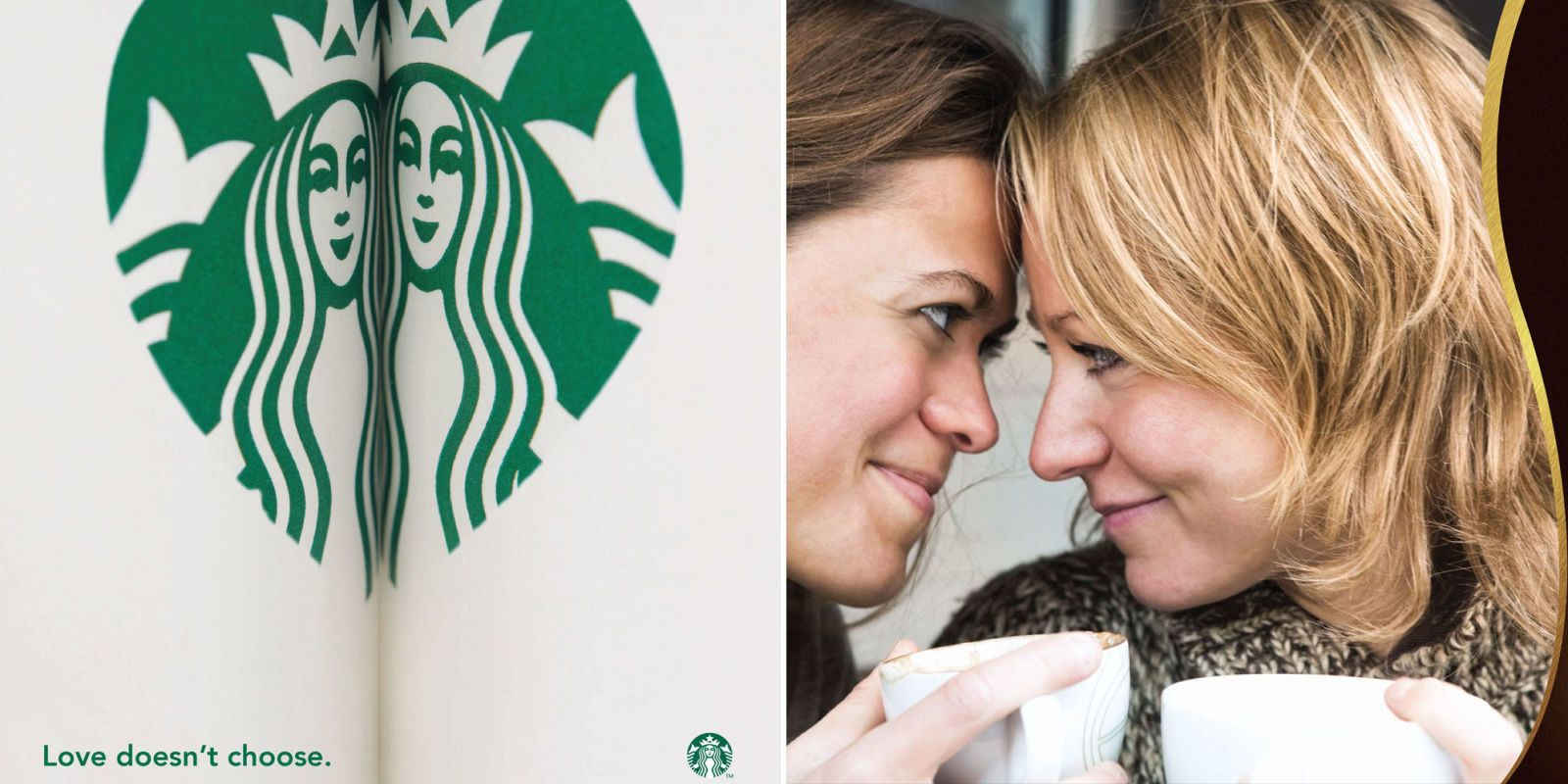 These Famous Ads Reimagined With Lesbian Couples Are The Best Thing You'll See All Day