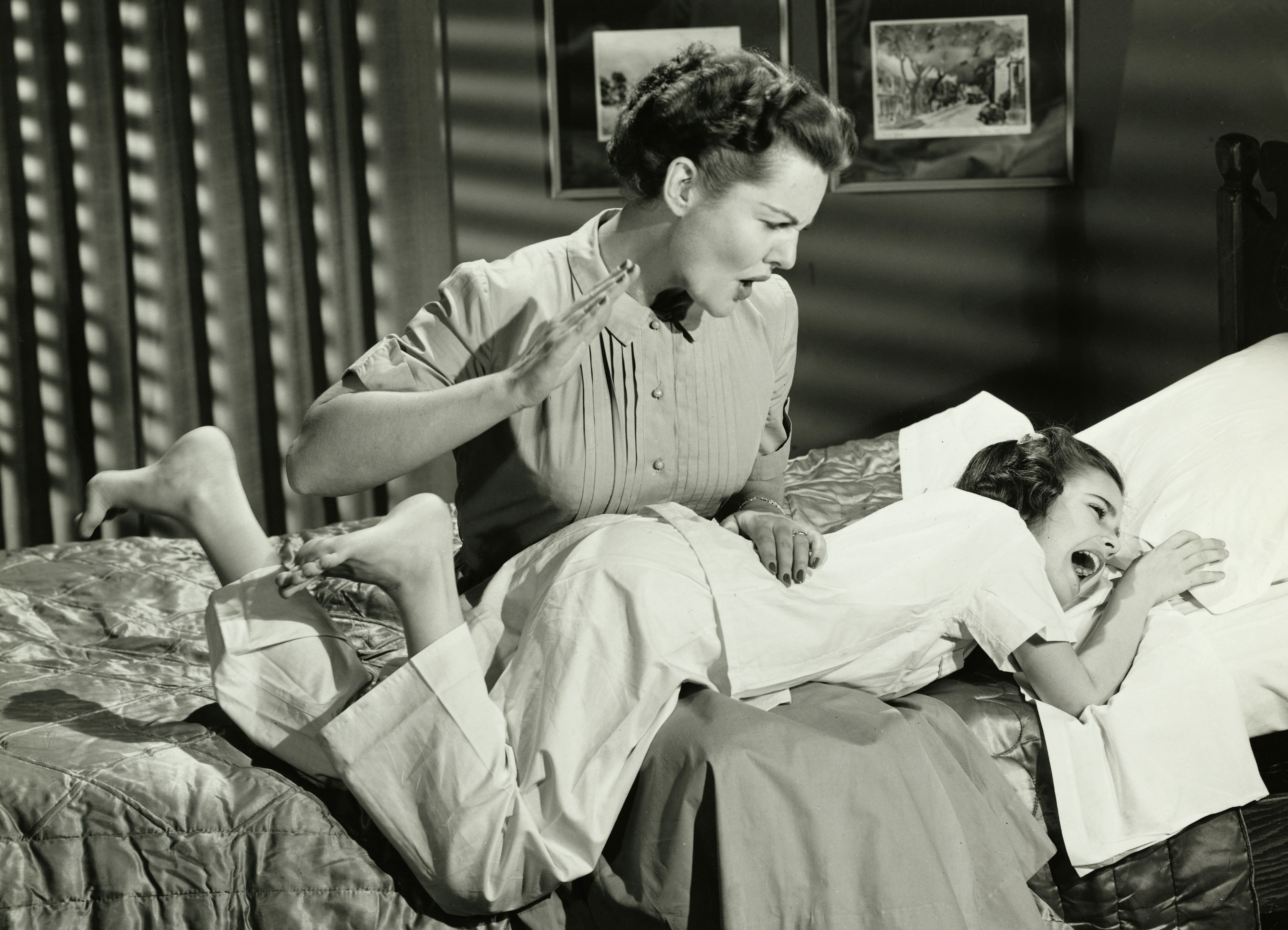 Study Proves Spanking Hurts Your Kids' Mental Health