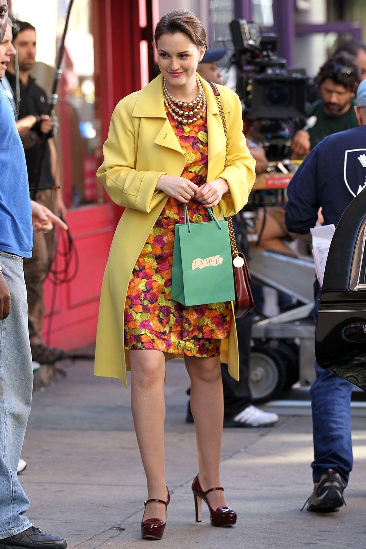 Blair Waldorf Gossip Girl Fashion - Blair Waldorf\'s Best Outfits on ...