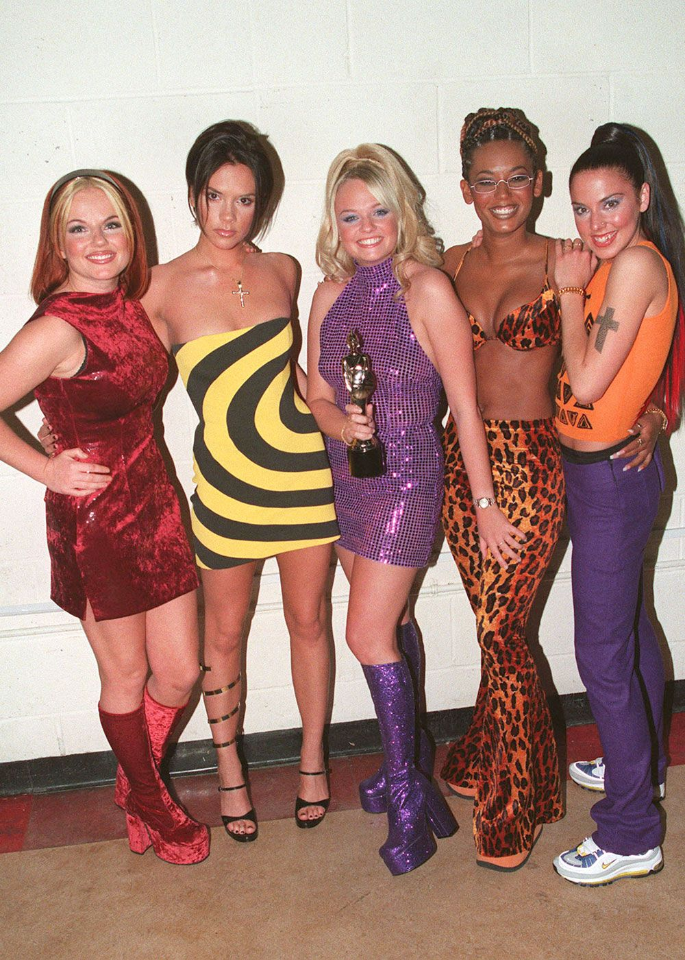 41 Incredible Photos Of The Spice Girls Style Spice Girls Best