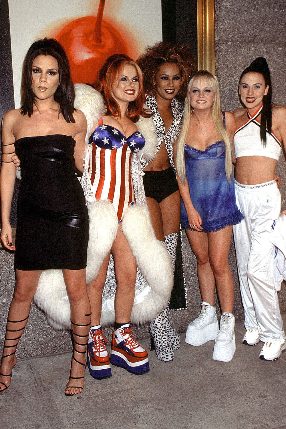 41 Incredible Photos of the Spice Girlsu0027 Style - Spice Girls Best Fashion  sc 1 st  Cosmopolitan & 41 Incredible Photos of the Spice Girlsu0027 Style - Spice Girls Best ...