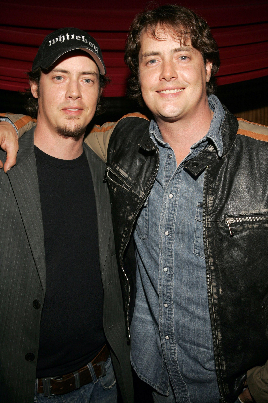 Jason and Jeremy London