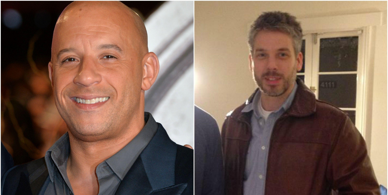 Vin Diesel and Paul Vincent