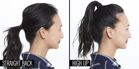 This Hair Hack Will Instantly Change Your Face