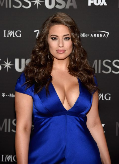 "Someone Told Ashley Graham Her Thighs Were ""Cellulite City"" and She Got the Best Revenge"