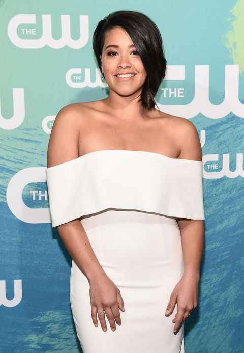 Gina Rodriguez Has The Most Beautiful Feelings About Her Half Shaved Head