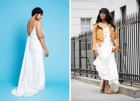 10 Stunning Ways to Rewear Your Wedding Dress