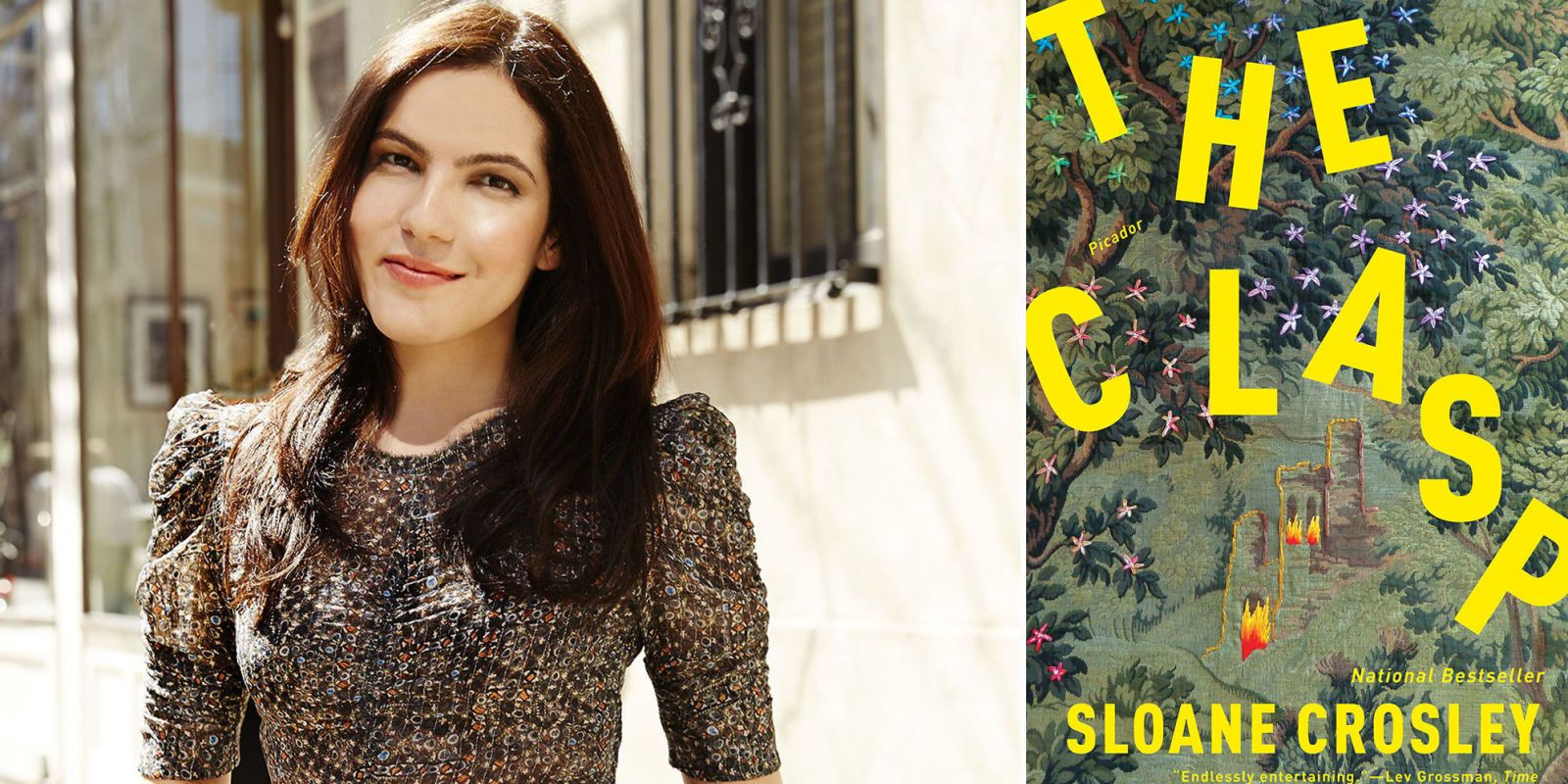 Best-Selling Author Sloane Crosley Shares Her Best Advice for Aspiring Young Writers