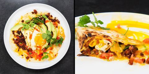 This Breakfast Quesadilla Is the Freaking Delicious Meal Your Morning Needs