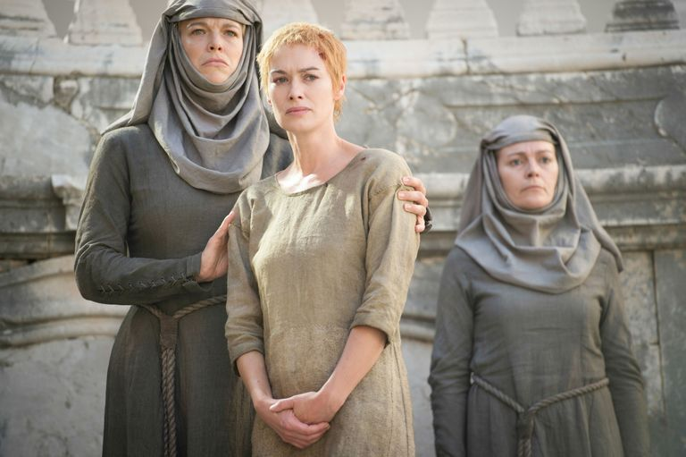 The Shame Nun From Game Of Thrones Looks Totally