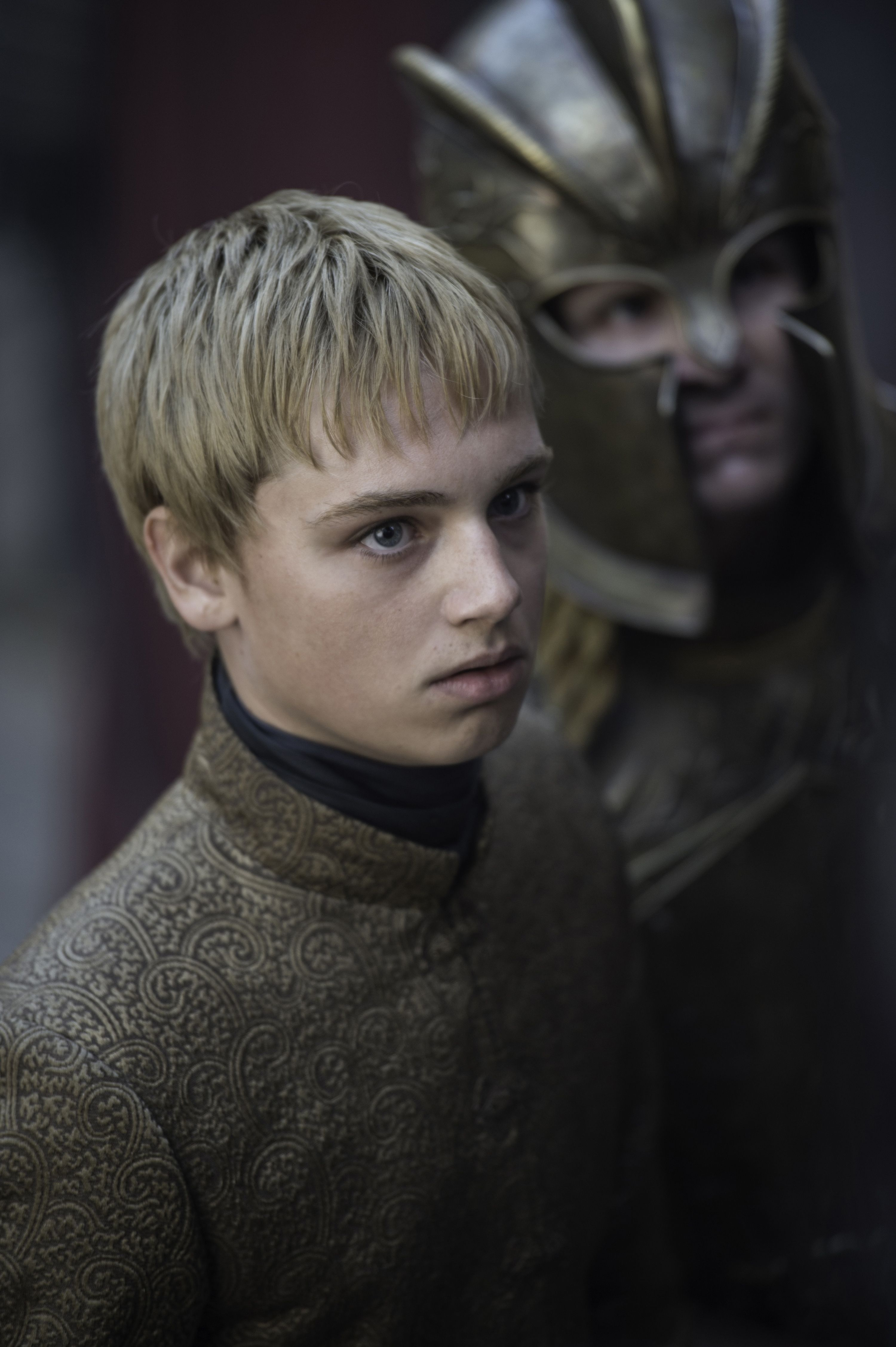 Tommen Baratheon and Martyn Lannister Played by Same Actor - Dean